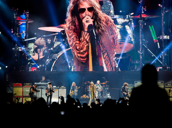 Aerosmith gewannen schon unzählige Preise