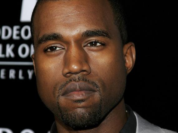 Kanye West zählt zu den erfolgreichsten US-Rappern