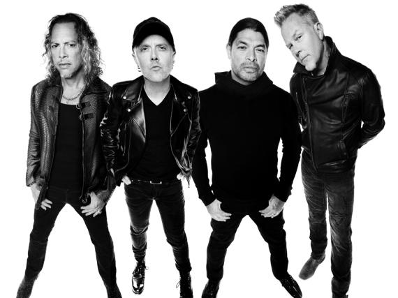 Lassen sich von ihren Fans mit Fragen löchern: Metallica