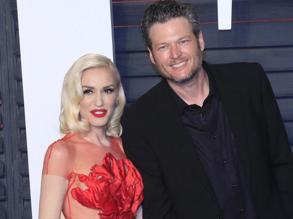 Sind seit über einem Jahr glücklich: Gwen Stefani und Blake Shelton