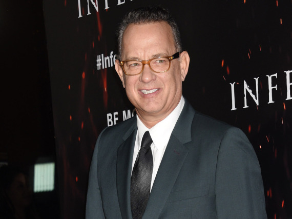 Tom Hanks beim Screening von