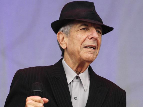 Leonard Cohen hatte erst im Herbst 2016 sein letztes Album
