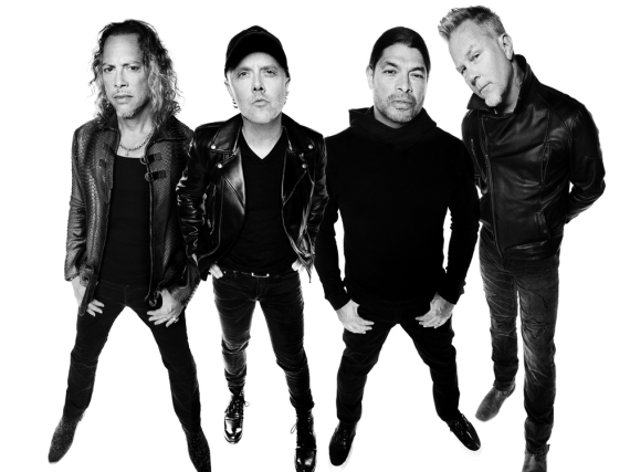 Haben immer noch eine Menge zu sagen: Metallica