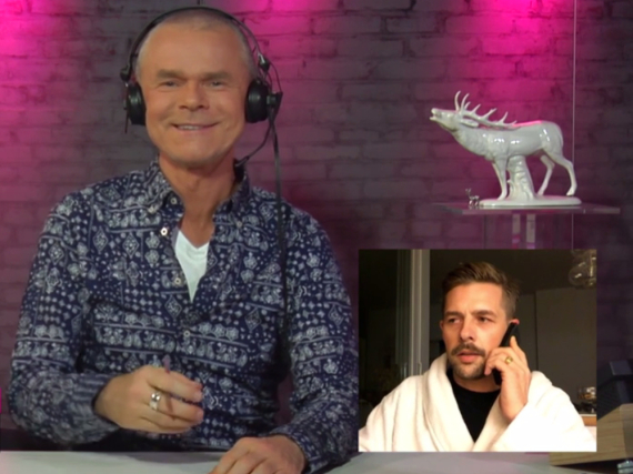 Domian wurde von Klaas Heufer-Umlauf während seiner Sendung