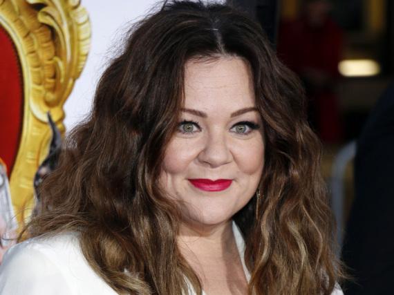 Melissa McCarthy spielte in