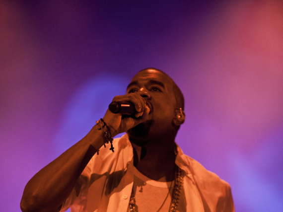 Kanye West überrascht immer wieder mit seinen Aussagen auf Konzerten