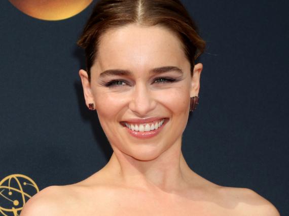 Emilia Clarke bei einer Veranstaltung in Los Angeles