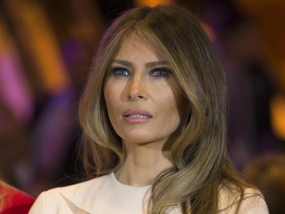 Gehen Melania Trump bald die Designer-Klamotten aus?