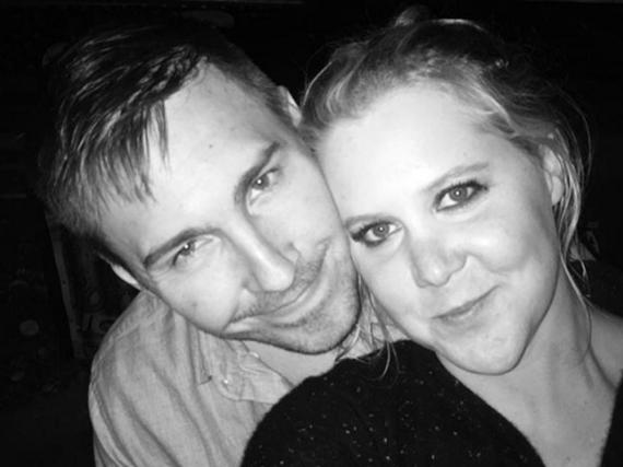 Amy Schumer und Ben Hanisch sind verliebt wie am ersten Tag
