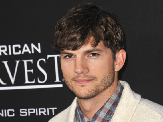 Ashton Kutcher hat auch in den Instant-Messaging-Dienst