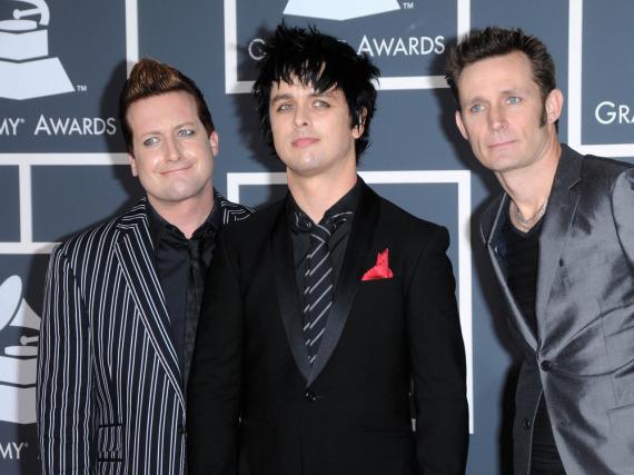 Green Day sind nicht zufrieden mit Amerikas politischer Situation