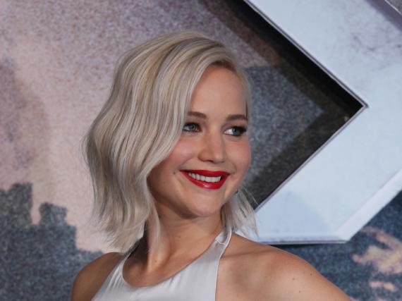 Jennifer Lawrence machte ihre Beziehung zum Regisseur Darren Aronofsky Anfang November öffentlich