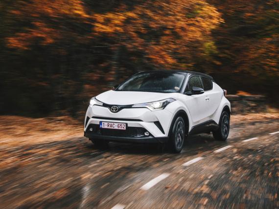 Toyota überrascht mit dem Design des neuen H-CR