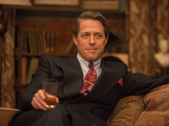 Hugh Grant im Film