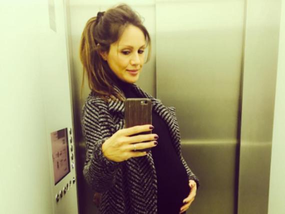 Stolz präsentierte Nazan Eckes via Instagram ihren Babybauch