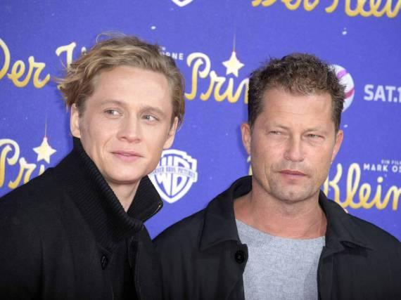 Die beiden schönsten Schauspieler Deutschlands: Matthias Schweighöfer (l.) und Til Schweiger