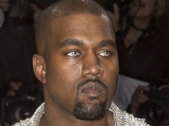 Kanye West befindet sich derzeit in einer Klink