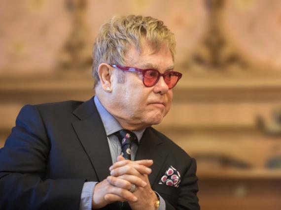 Elton John wird nicht bei Donald Trumps Amtseinführung spielen