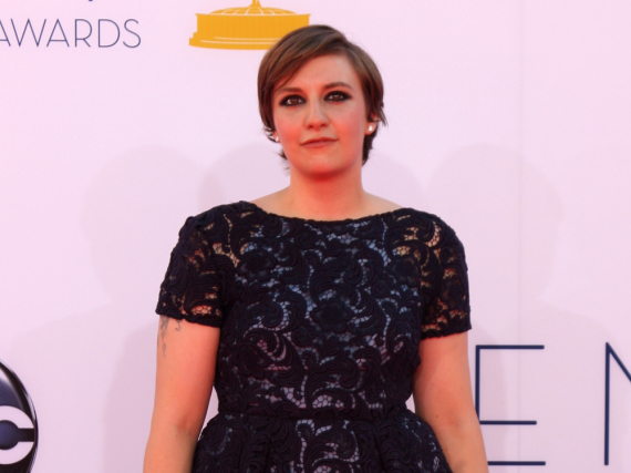 Rolle rückwärts: Lena Dunham flieht nun doch nicht nach Kanada