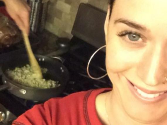 Katy Perry: Thanksgiving verbrachte die Sängerin im Pyjama