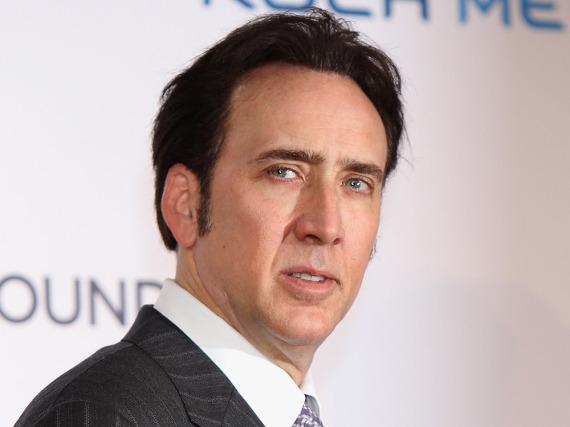 Erhält den Deutschen Nachhaltigkeitspreis: Nicolas Cage