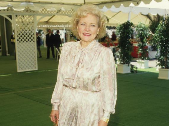 Betty White hat ein ganz spezielles Hobby: