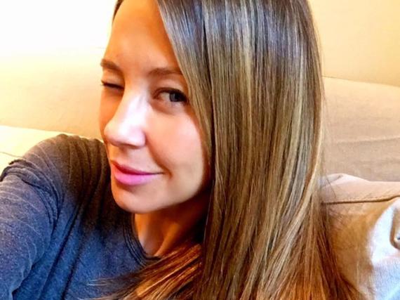 Alessandra Meyer-Wölden freut sich auf neuen Familienzuwachs im Doppelpack