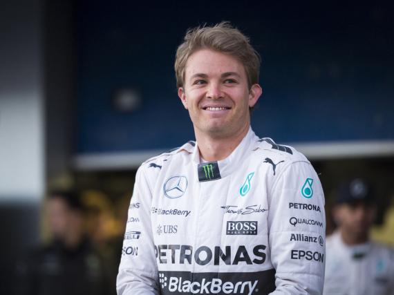 Nico Rosberg darf sich nun Formel-1-Weltmeister nennen