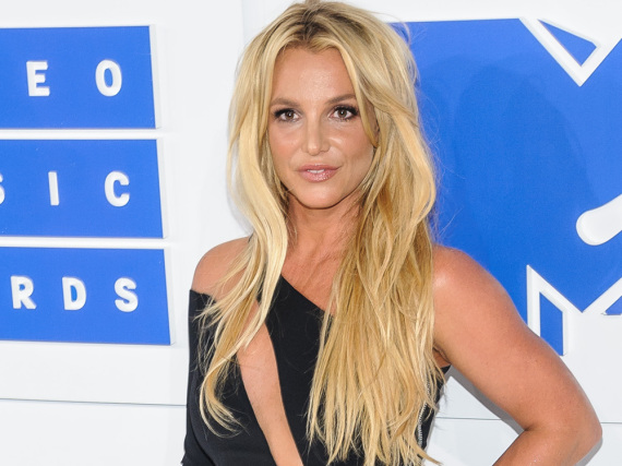Britney Spears im August 2016 bei den MTV Video Music Awards