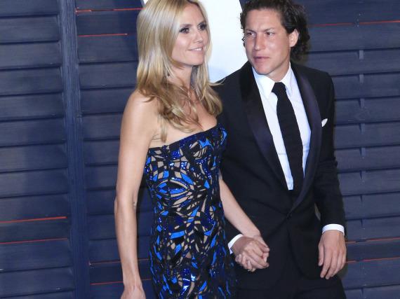 Heidi Klum und Vito Schnabel bei einer Veranstaltung in Beverly Hills