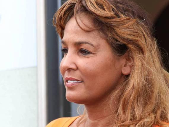 Nadja abd el Farrag: In die Zukunft sieht sie dennoch optimistisch