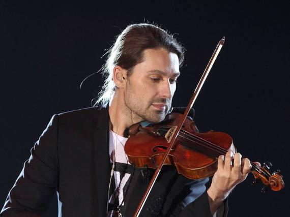 Star-Geiger David Garrett verbindet die Popmusik mit dem klassischen Instrument