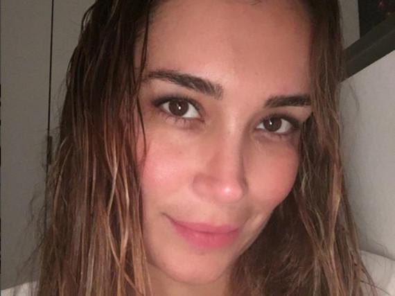 Jana Ina Zarrella zeigt ihren No-Make-up-Look
