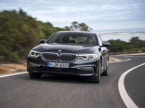 Seit 44 Jahren im Programm: Der 5er BMW