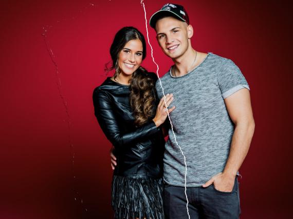 Sarah und Pietro Lombardi standen RTL II Rede und Antwort