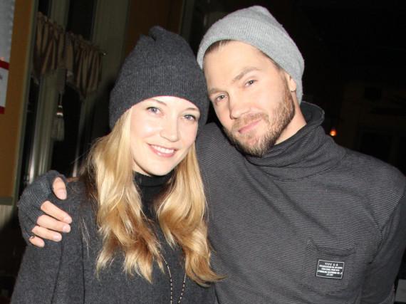 Sarah Roemer und Chad Michael Murray werden Eltern einer Tochter