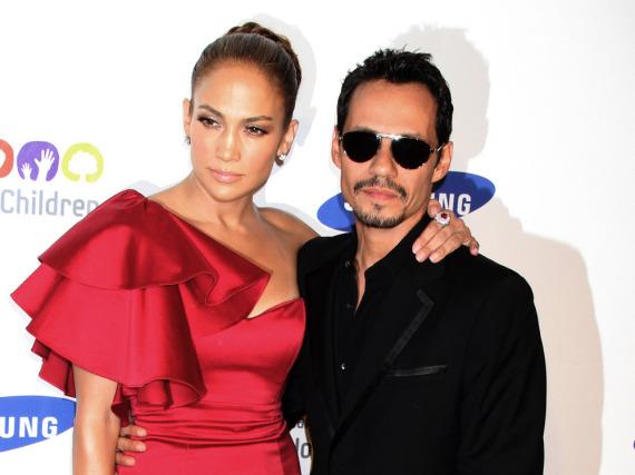 Jennifer Lopez und Marc Anthony waren von 2004 bis 2014 verheiratet