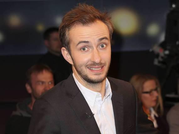 Jan Böhmermann kann sich über die Auszeichnung