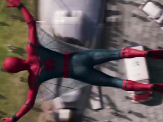 Tony Stark verleiht Flügel! Zumindest im Teaser zu