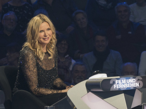Veronica Ferres in der TV-Show