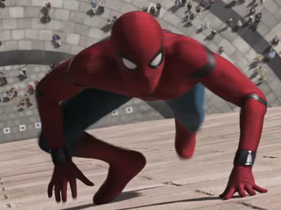 Tom Holland alias Spider-Man will im ersten Trailer zu