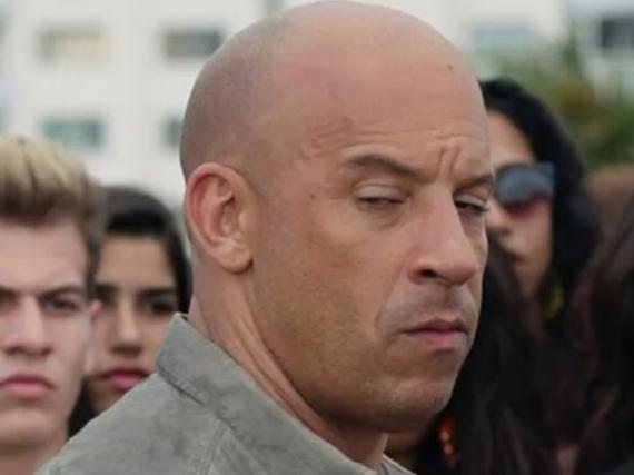 Vin Diesel ist in