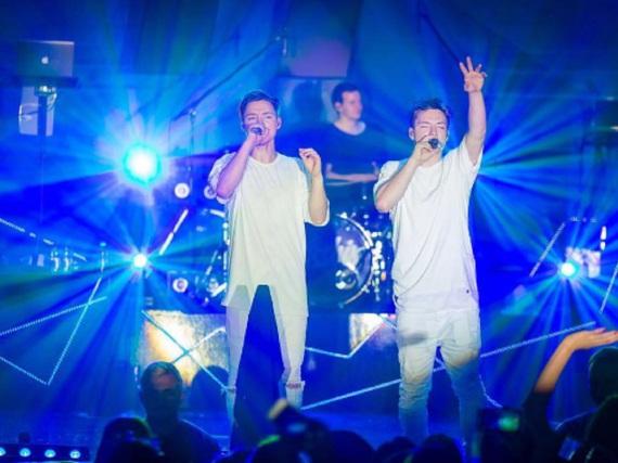 Die zwei Brüder begeistern auf ihren Konzerten Tausende