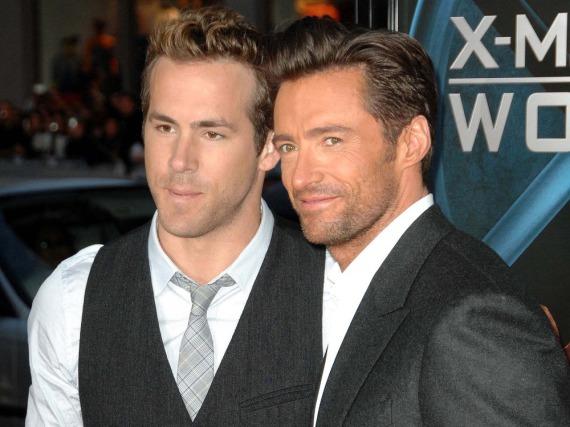 Ryan Reynolds und Hugh Jackman kennen sich seit den Dreharbeiten zu
