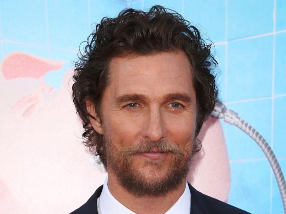 Matthew McConaughey wäre für eine dritte Staffel