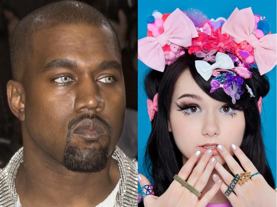 Beide erlebten 2016 einen Flop: Kanye West und Jamie-Lee