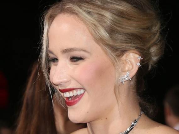 Jennifer Lawrence bei der Premiere ihres neuen Films