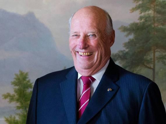 König Harald von Norwegen feiert seinen 80. Geburtstag