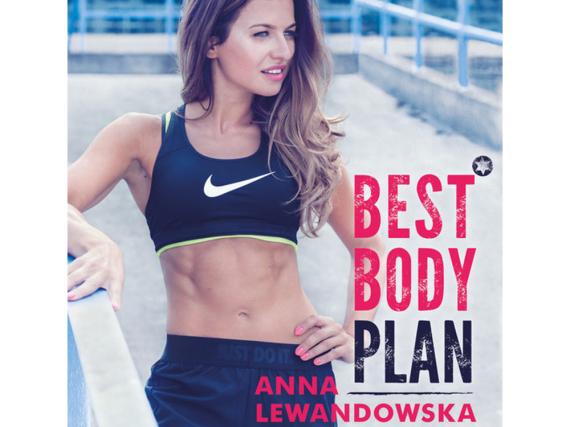 Power-Übungen und 70 Schlank-Rezepte präsentiert Anna Lewandowska in ihrem Buch