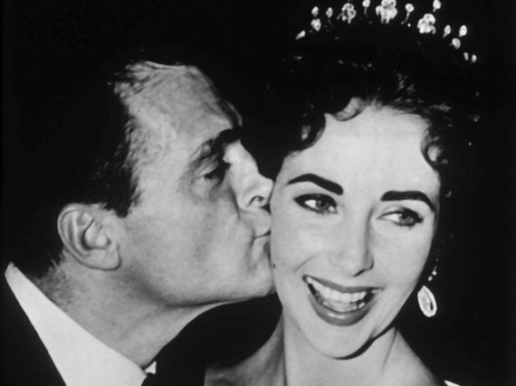 Mike Todd und Elizabeth Taylor - er war eine der großen Lieben ihres Lebens
